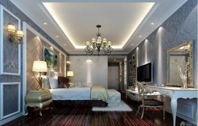 现代风格两室两厅卧室装修效果图