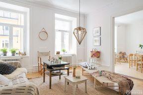 最新一室家装样板间设计效果图