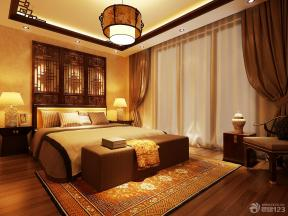 古典装饰卧室效果图