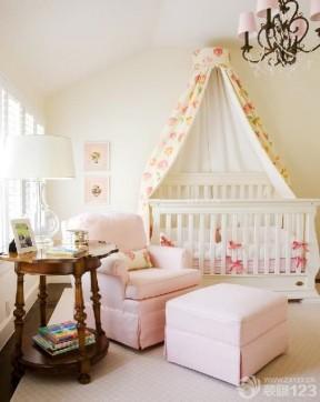 50平小户型婴儿房装修案例