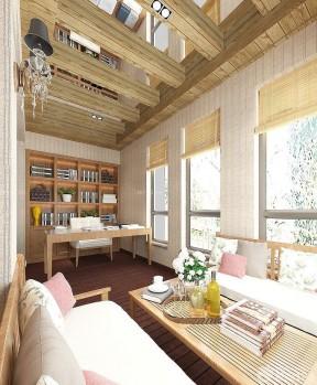 书房装修法式家具图片
