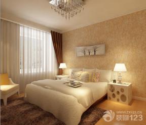 简欧式卧室装饰装修效果图