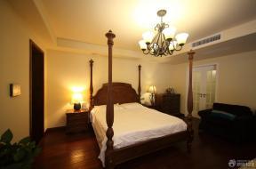 奢华美式装修风格别墅卧室装修效果图