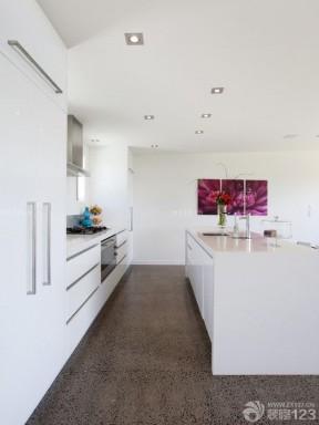 200平米房子厨房装修设计效果图