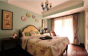 卧室三室两厅两卫装修图片