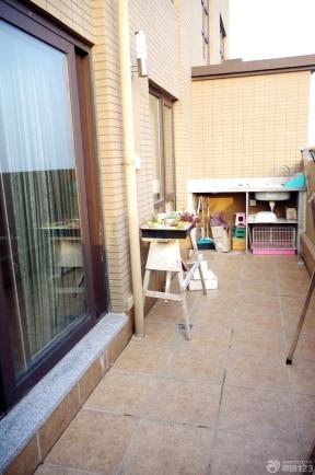 小户型旧房改造阳台设计图片