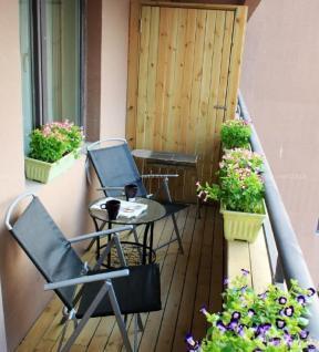 50平米小户型阳台设计图片