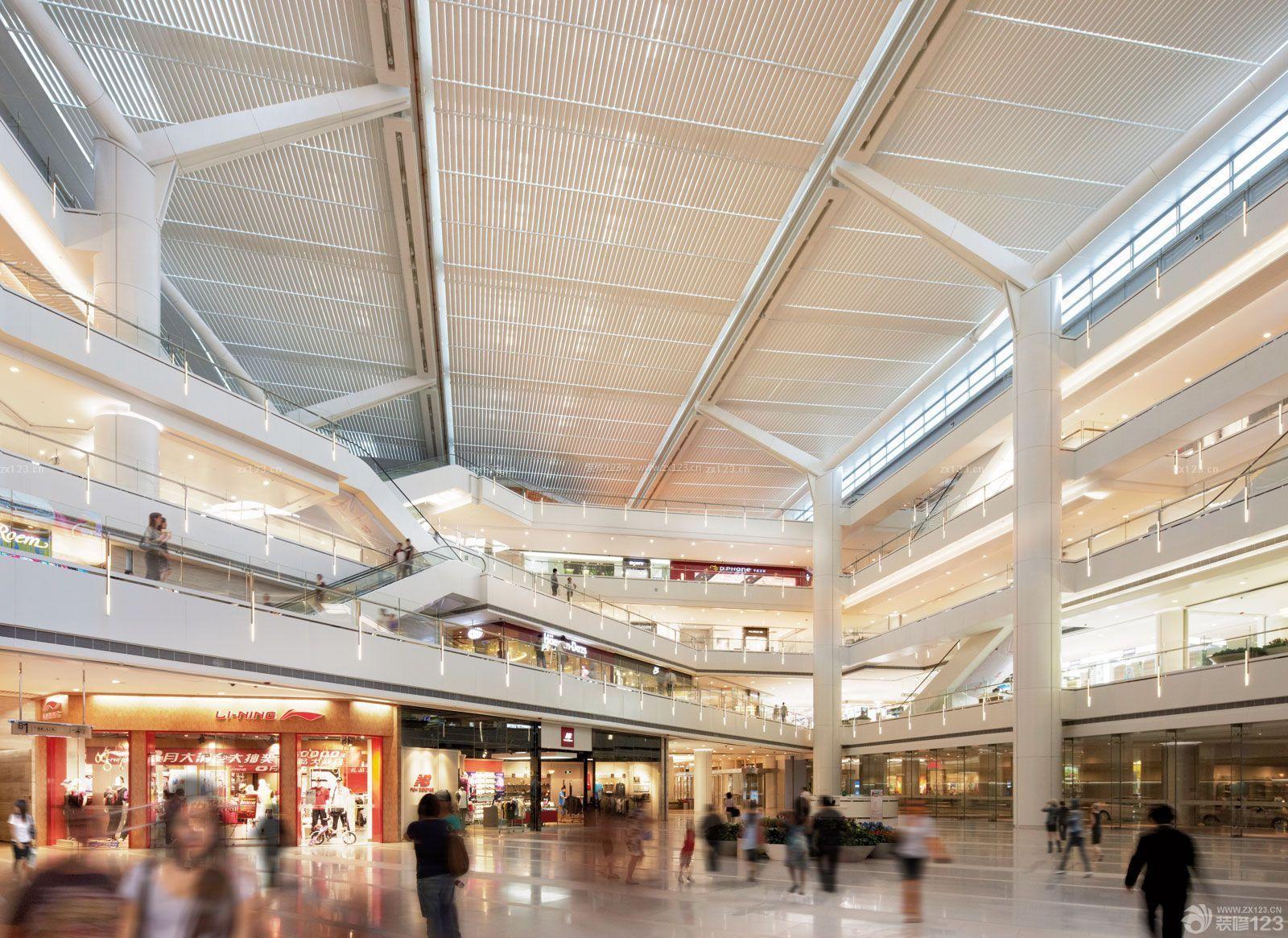 最新商场设计效果图欣赏