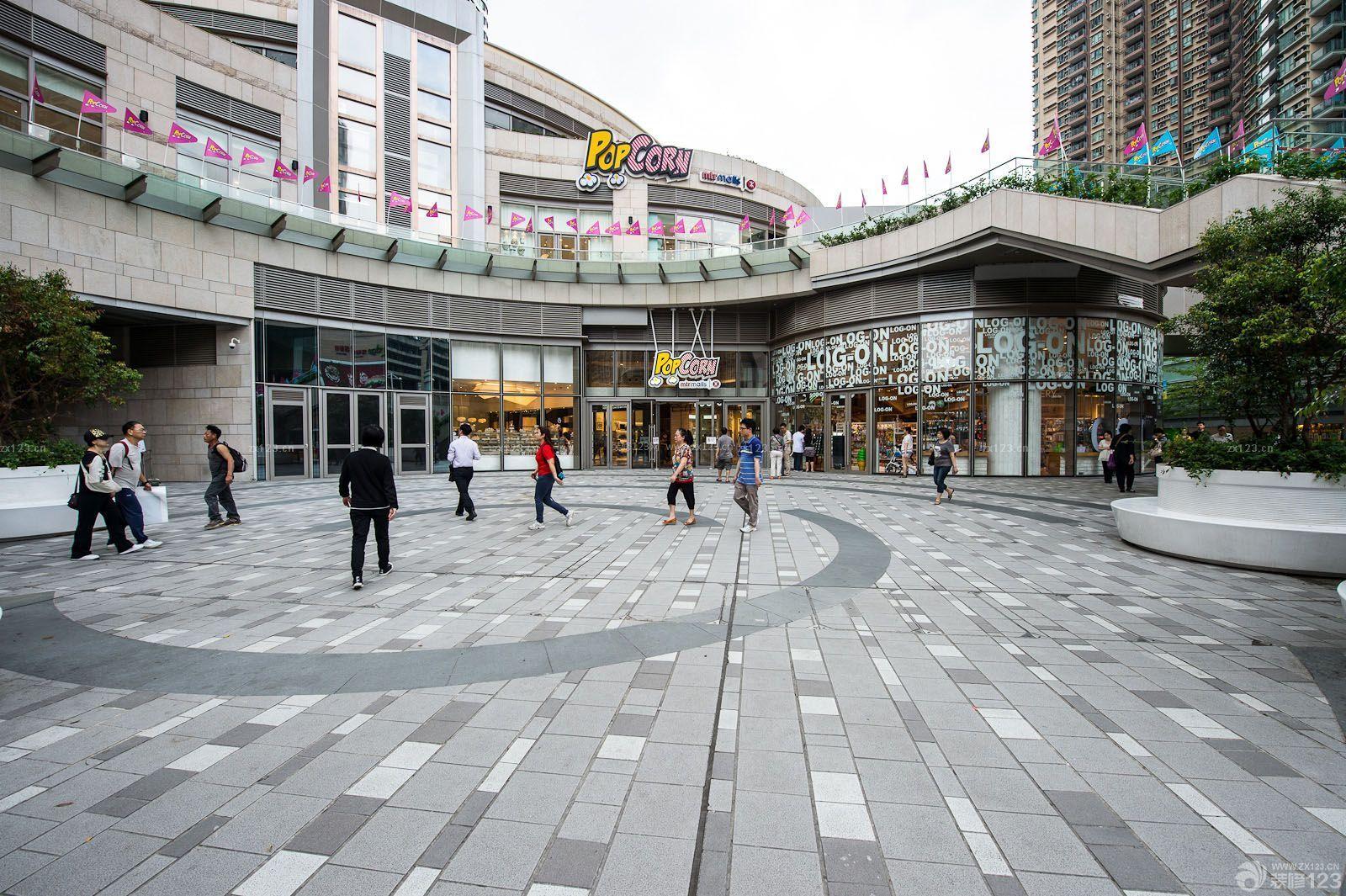 最新商场设计效果图大全
