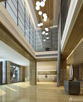 最新酒店大厅吊灯