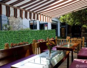 餐厅围栏装修图片
