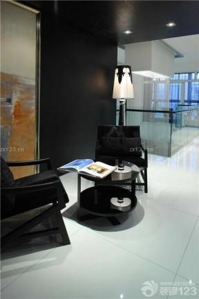 140平米跃层休闲区装饰装修效果图片
