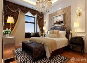 古典欧式风格主卧室设计图