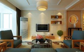 现代简约客厅装修设计效果图欣赏