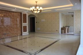 现代欧式风格家装客厅设计实景图
