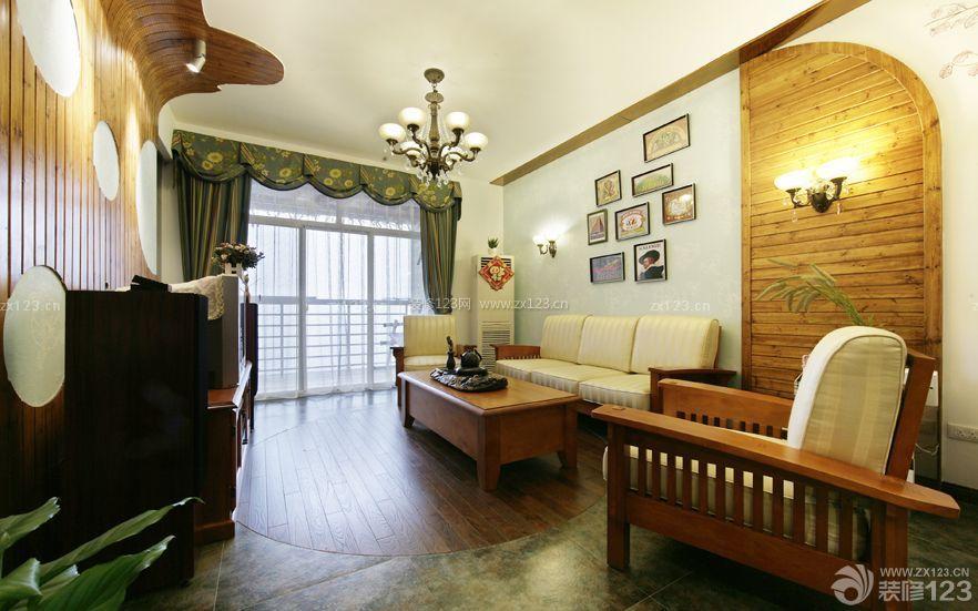 家装客厅墙砖墙面设计案例