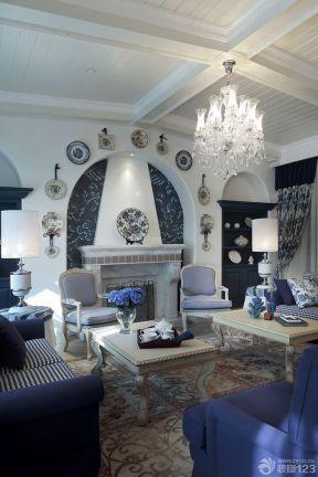 150平米欧式风格室内客厅吊顶设计大全