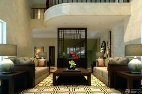 别墅室内家居装修样板房设计效果图片