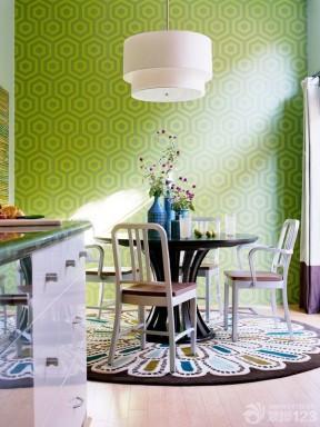 家装90平米房子美式餐厅装修效果图