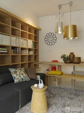 现代简约风格小户型房屋餐厅装修效果图
