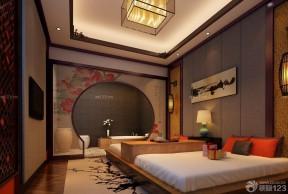 中式风格主题酒店房间设计图