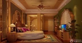混搭风格主题酒店房间实景图
