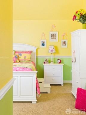 90后女生卧室装修风格家具组合效果图