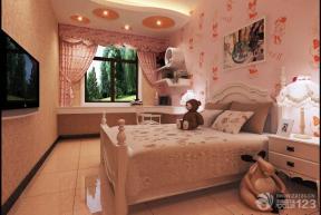 欧式风格儿童房装饰效果图欣赏