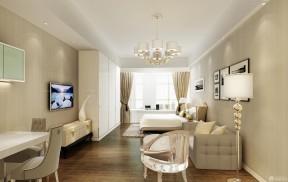 小户型酒店式公寓样板间设计图