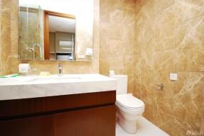 小户型酒店式公寓洗手间设计图