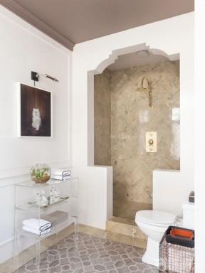 超级别墅卫生间浴室装修图片