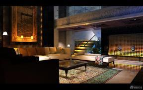现代简约最新客厅装修效果图