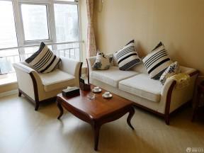 小户型酒店式公寓多人沙发设计图