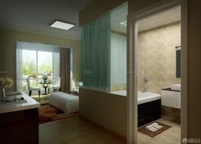 经典小户型酒店式公寓装修样板间设计图
